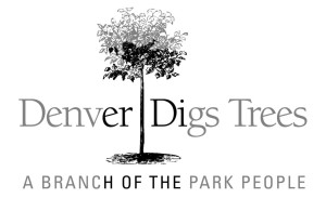 Denver Digs Trees Logo