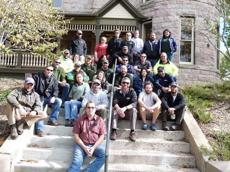 Denver Office City Forester Team
