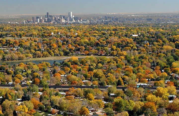 3 Great Spots To See The Fall Colors In Denver